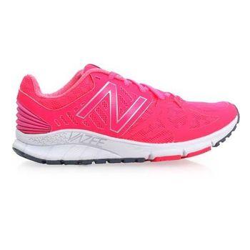 【NEWBALANCE】VAZEE RUSH 女輕量慢跑鞋- 路跑 NB 螢光粉