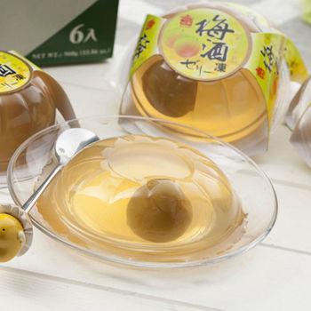 【義美】梅酒凍12入(160g/入)