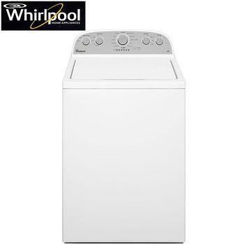【Whirlpool惠而浦】13KG美式短棒洗衣機 WTW4915EW