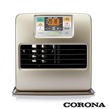 日本CORONA自動溫控煤油暖氣機FH-TS363BY (公司貨)-加送日本SENDAK電動加油槍