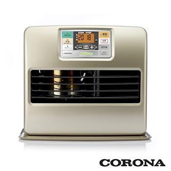 日本CORONA自動溫控煤油暖氣機FH-TS573BY (公司貨)-加送日本SENDAK電動加油槍
