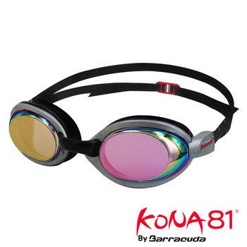 美國巴洛酷達Barracuda KONA81三鐵泳鏡K514【鐵人三項專用】