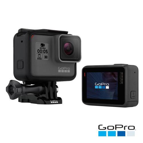 【GoPro】HERO5 Black運動攝影機CHDHX-502(公司貨)
