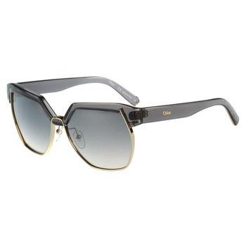 CHLOE太陽眼鏡 廣告款(灰色)CE665SA-036