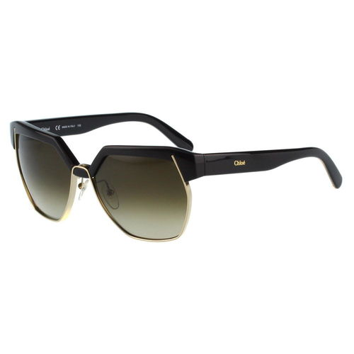 CHLOE太陽眼鏡 廣告款(黑色)CE665S 001