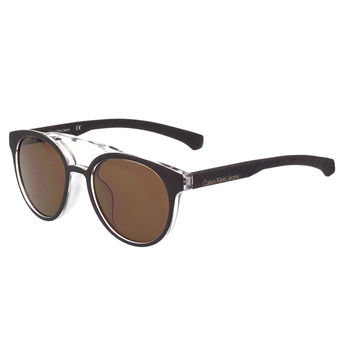 Calvin Klein Jeans- 復古款太陽眼鏡(黑色)
