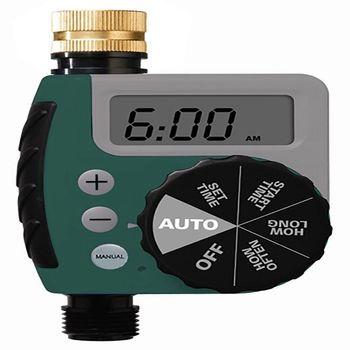 【灑水達人】美國ORBIT自動定時灑水器(限定特別款)黑綠色