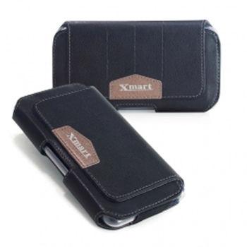 X mart Apple iPhone 7 Plus 5.5吋 流行潮流腰掛隱形磁扣皮套