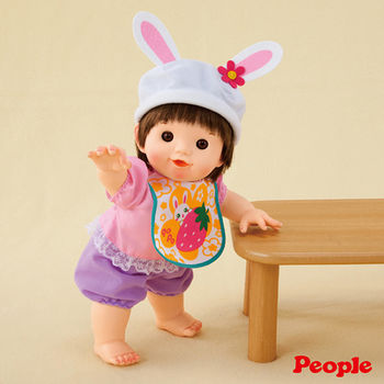 【日本POPO-CHAN】兔帽寶貝POPO-CHAN