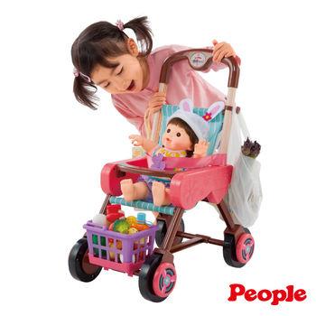 【日本POPO-CHAN】POPO-CHAN新外出購物推車