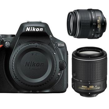 Nikon D5500+18-55mm+55-300mm VR雙鏡組*(中文平輸)