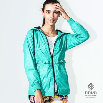 【NOYA】Heln-Tex中長版女保暖防風外套  防潑水表布+保暖内裡