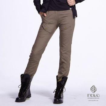 【NOYA】超潑水造型口袋長褲 2色  Teflon防潑水材質