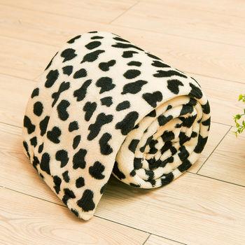 Lapin 小麥町 四季保暖法蘭絨毯(150x190cm)