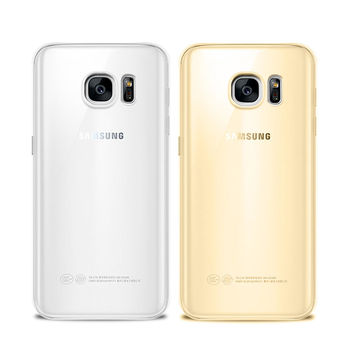 【Oucase】SAMSUNG Galaxy S7 G930F 防滑 TPU 套