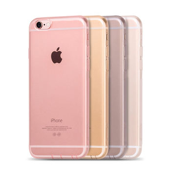 【Oucase】Apple iPhone 6/6S 防滑 TPU 套