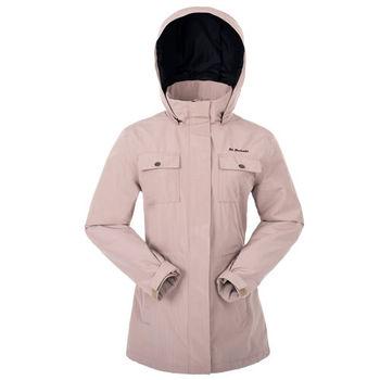 【聖伯納 St.Bonalt】女-立領英倫風時尚防水機能風衣(80169)