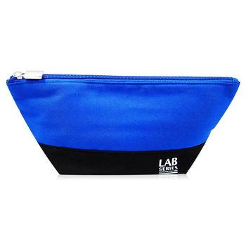 LAB 雅男士 寶藍色梯形盥洗包