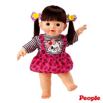 【日本POPO-CHAN】小熊吊帶裙長髮POPO-CHAN