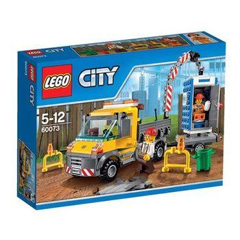 【LEGO樂高積木】City城市系列-工作卡車 LT 60073
