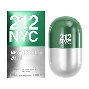 Carolina Herrera 212 淡香水紐約小膠囊系列 20ml (5款任選)
