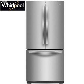 【Whirlpool惠而浦】554L極智法式三門冰箱 WRF560SMYM