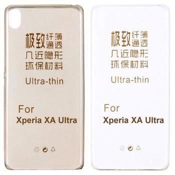 【KooPin力宏】SONY Xperia XA Ultra 6吋 極薄隱形保護套/清水套