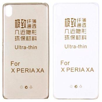 【KooPin力宏】SONY Xperia XA / SM10 極薄隱形保護套/清水套