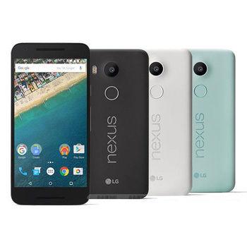 【福利品】LG Google Nexus 5X 16G 5.2吋 六核原生機 H791