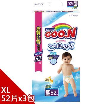 平輸-日本境內 大王NHK增量阿福狗版 紙尿褲(黏貼型)-XL52*3