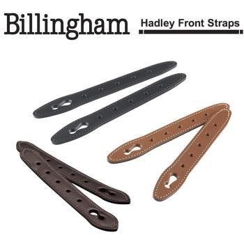 白金漢 Billingham Hadley Front Straps 皮帶