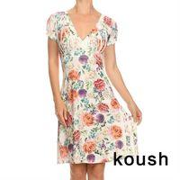~Kuosh~美國 玫瑰花園洋裝 ^#40 NW ^#45 6078 ^#41