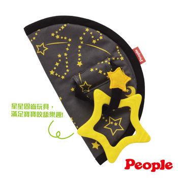 【日本People】口水防污安撫套(星星)