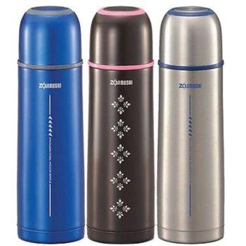 象印 500c.c不銹鋼真空保温/保冷瓶(SV-GG50)