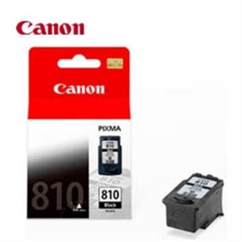 【Canon】PG-810 原廠黑色墨水