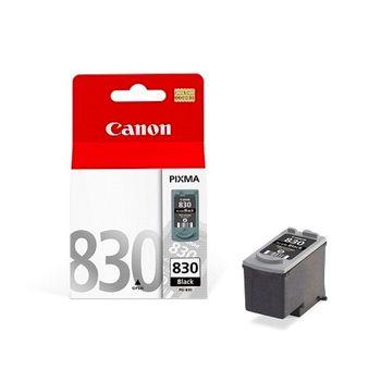 【Canon】PG-830 原廠黑色墨水