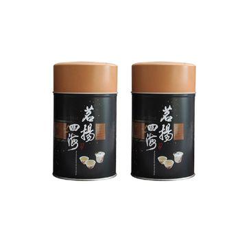 【茗揚四海】當季手採合歡山高山茶半斤 再贈頭等師工法茶四兩(150g x3入)