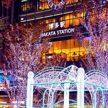【聖誕及元旦假期出發】虎航九州福岡SUNLIFE2.3酒店自由行五日~單人券