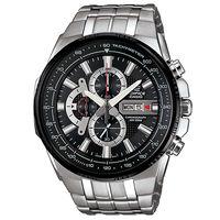 CASIO 卡西歐 EDIFICE 科技雙顯賽車錶 #45 黑 #47 50.3mm #4