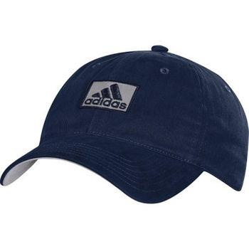 【Adidas】2016男時尚全棉高爾夫球寶藍色帽子(預購)