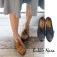 波波娜拉 Bubble Nara日出森林軟皮氣墊鞋NA054 ^#45 14