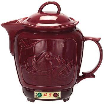 金婦寶3.8L陶瓷煎藥電壺 (水鳥)
