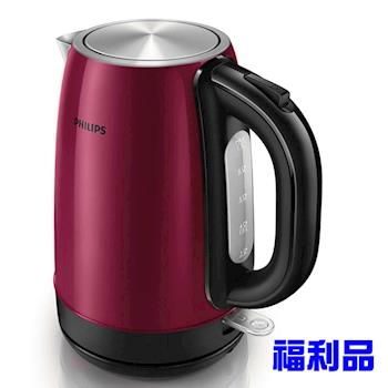 《福利品》飛利浦 1.7L不鏽鋼快煮壺 HD9322