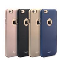 ~Oucase~Apple iPhone 6 6S 簡風膚感 PC 殼