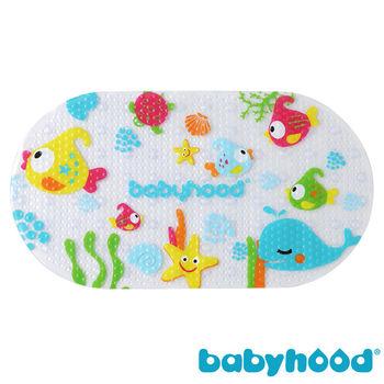 babyhood 卡通浴室防滑墊 可愛卡通造型地墊