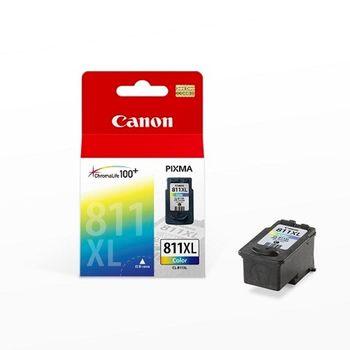 【Canon】CL-811XL 原廠彩色高容量墨水