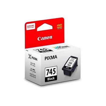 【Canon】PG-745 原廠黑色墨水