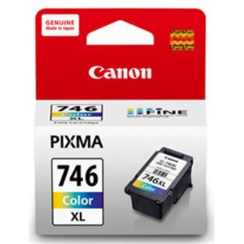 【Canon】CL-746XL 原廠彩色墨水匣
