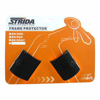 【STRiDA 速立達】車架護桿套(黑)