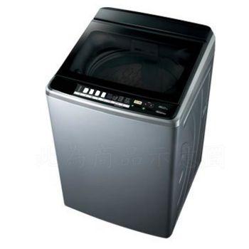 ★加碼贈好禮★Panasonic國際牌17KG ECO NAVI 變頻直立式洗衣機(NA-V188DBS-S)